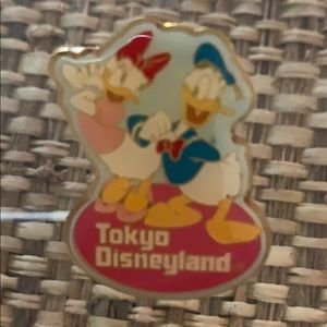 Tokyo Disneyland pin